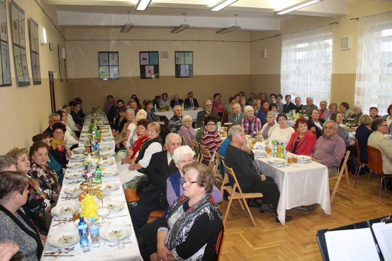 Przedświąteczne spotkanie z Seniorami w Starej Wsi - zdjęcie główne