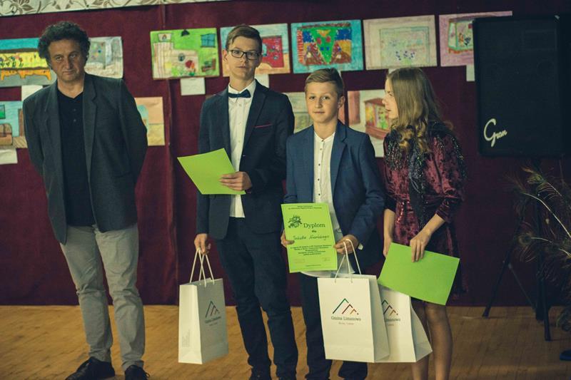 XII Gminny Konkurs Wiedzy o Życiu i Twórczości Stanisława Wyspiańskiego w Szkole w Rupniowie - zdjęcie główne