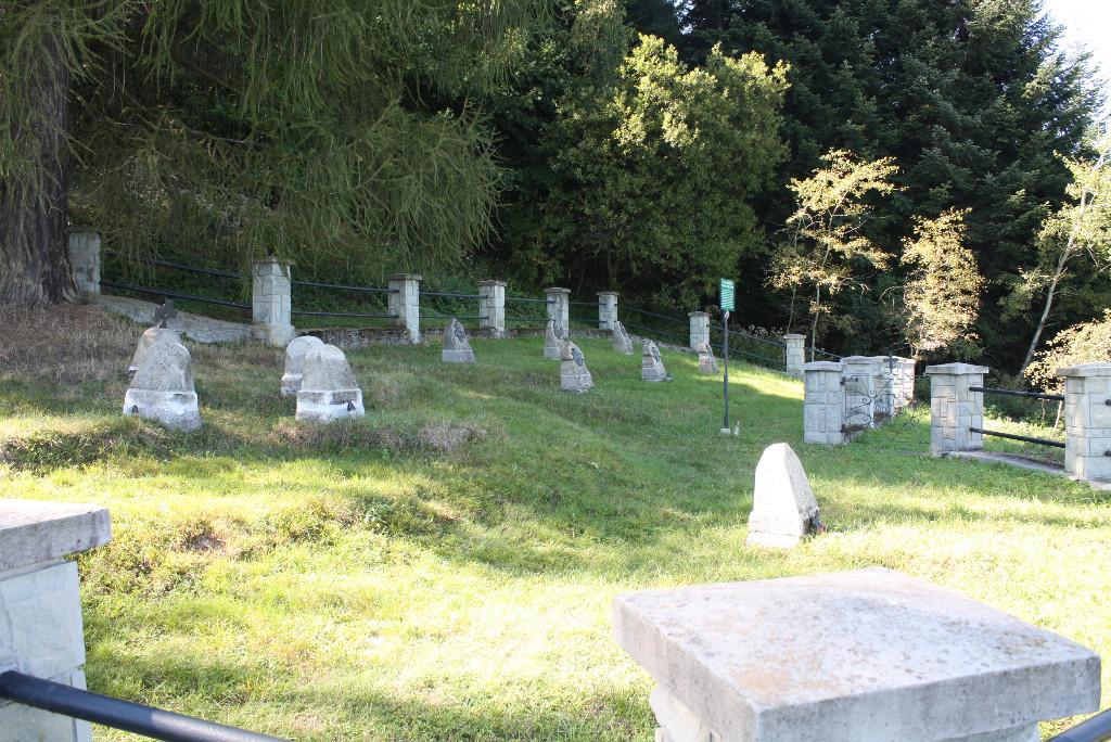 Cmentarz wojenny nr 369 w Starej Wsi
