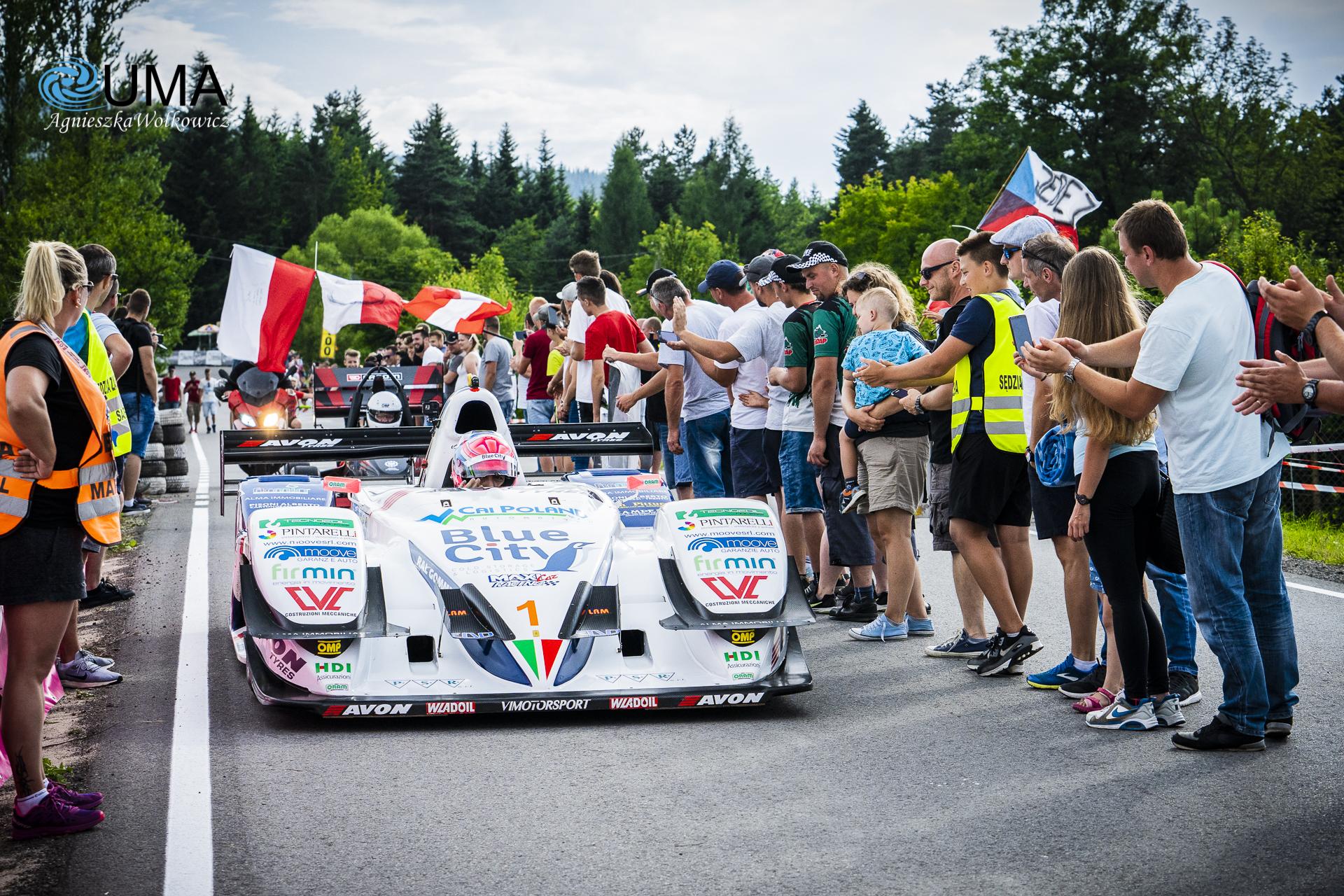 FIA EHC – Wyścig Górski Limanowa wraca do gry - zdjęcie główne