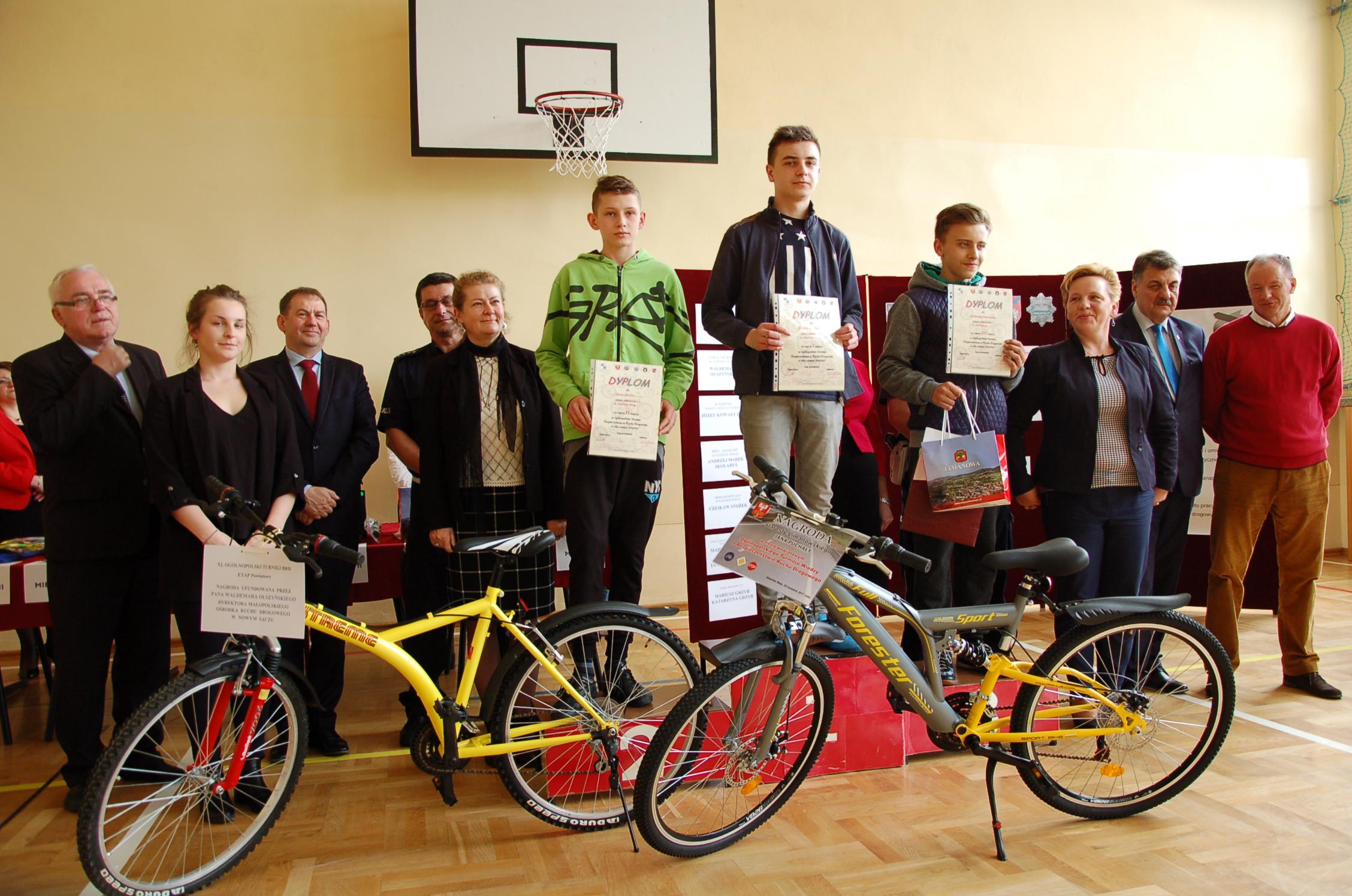 Sukces Jakuba Lachora na powiatowym etapie Turnieju BRD - zdjęcie główne
