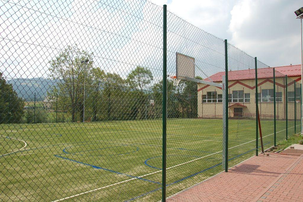 Boisko sportowe w Rupniowie