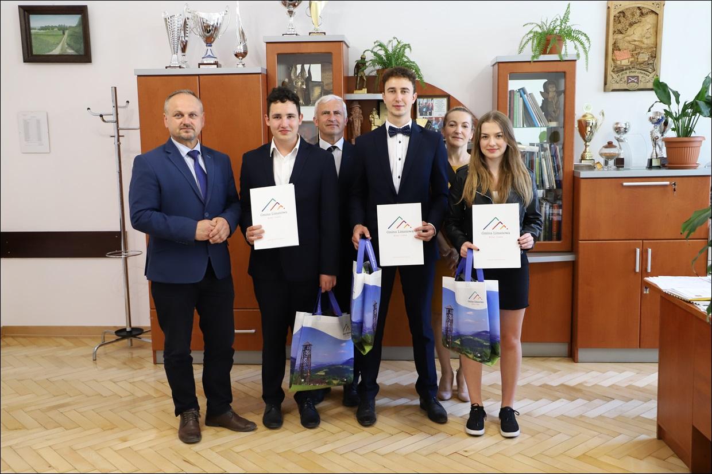 Nagrody Wójta Gminy Limanowa za wysokie osiągnięcia sportowe - zdjęcie główne