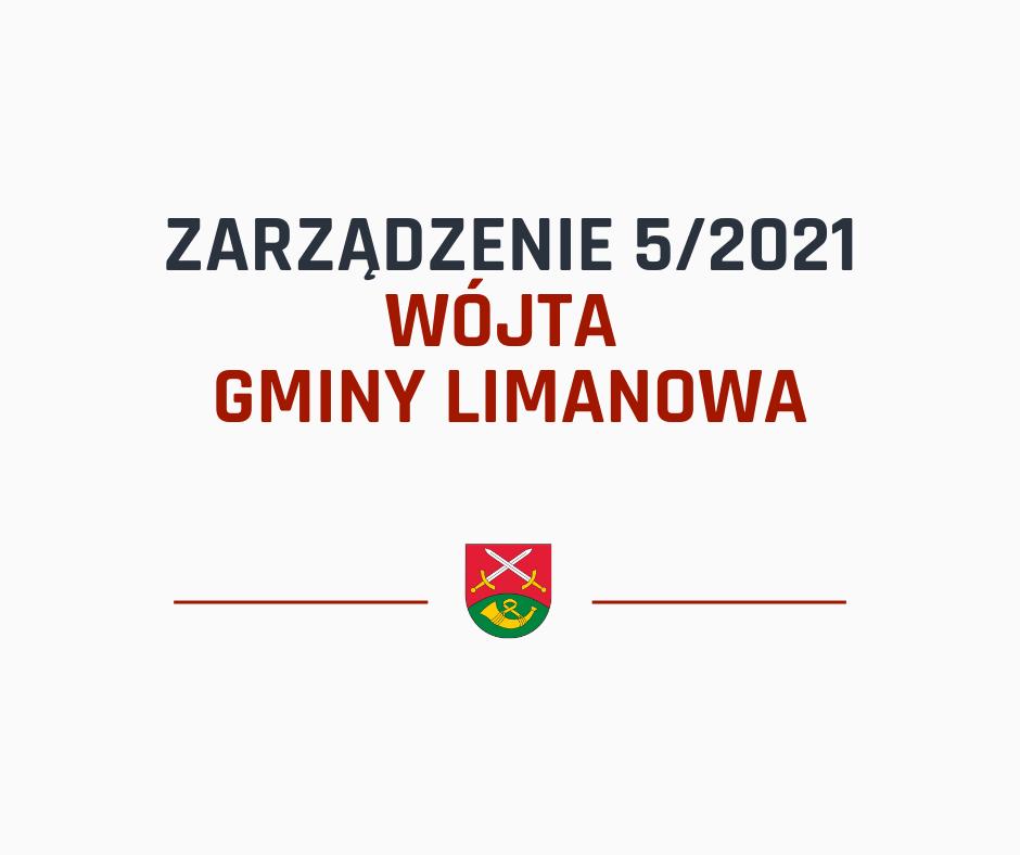 Zarządzenie Wójta Gminy Limanowa nr 5/2021 ws. sprzedaży samochodu przeciwpożarowego - zdjęcie główne