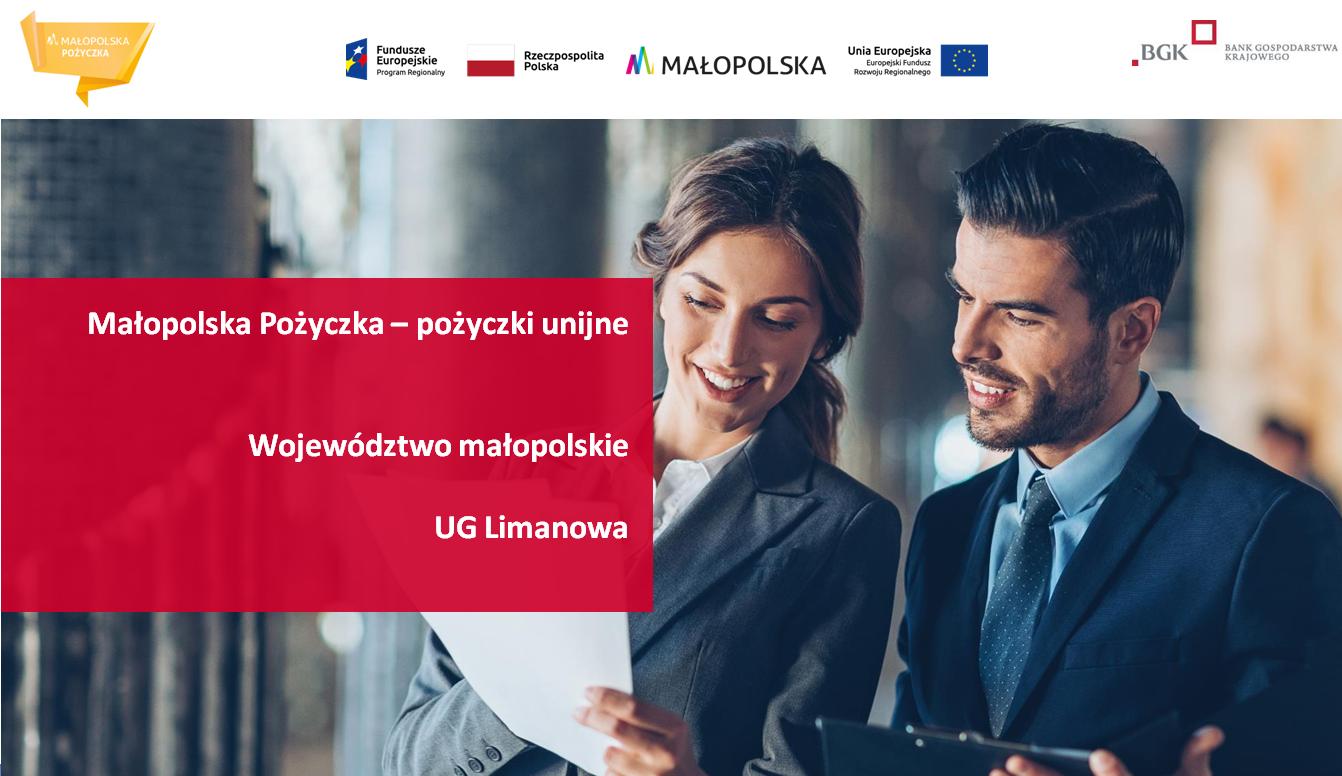 Informacja dla przedsiębiorców o  pomocy i udzielania pożyczek dla MŚP - zdjęcie główne