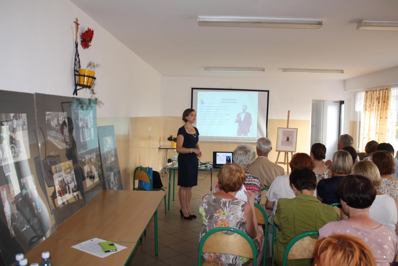 Lekcje długowieczności od ludzi żyjących najdłużej - wykład dr Wandy Matras-Mastalerz - zdjęcie główne