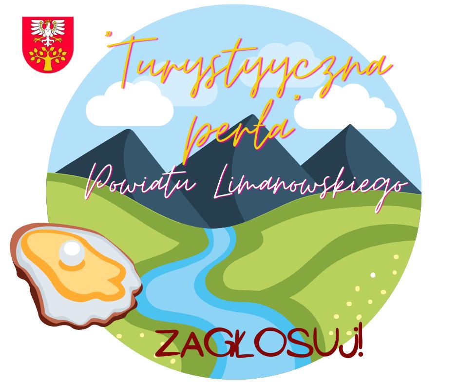 Trwa głosowanie na Turystyczną Perłę Powiatu Limanowskiego - zdjęcie główne