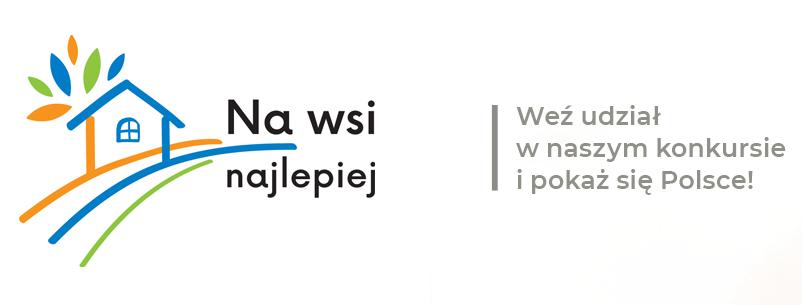 """IRusza konkurs """"Na wsi najlepiej"""""""