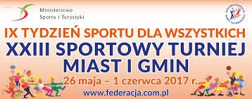 Gmina Limanowa uczestnikiem XXIII Sportowego Turnieju Miast i Gmin 2017 - zdjęcie główne