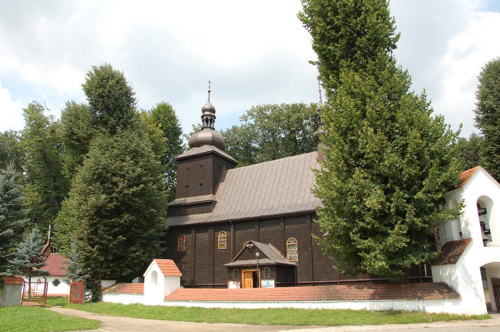 Kościół pw. Wszystkich Świętych w Limanowej - Łososinie Górnej
