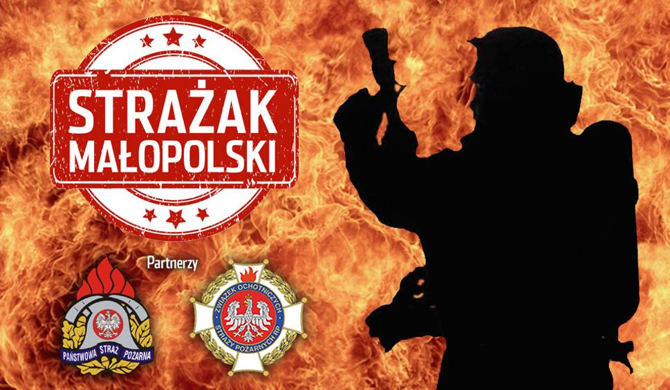 """Plebiscyt """"Strażak Roku 2017"""" - trwa głosowanie! - zdjęcie główne"""