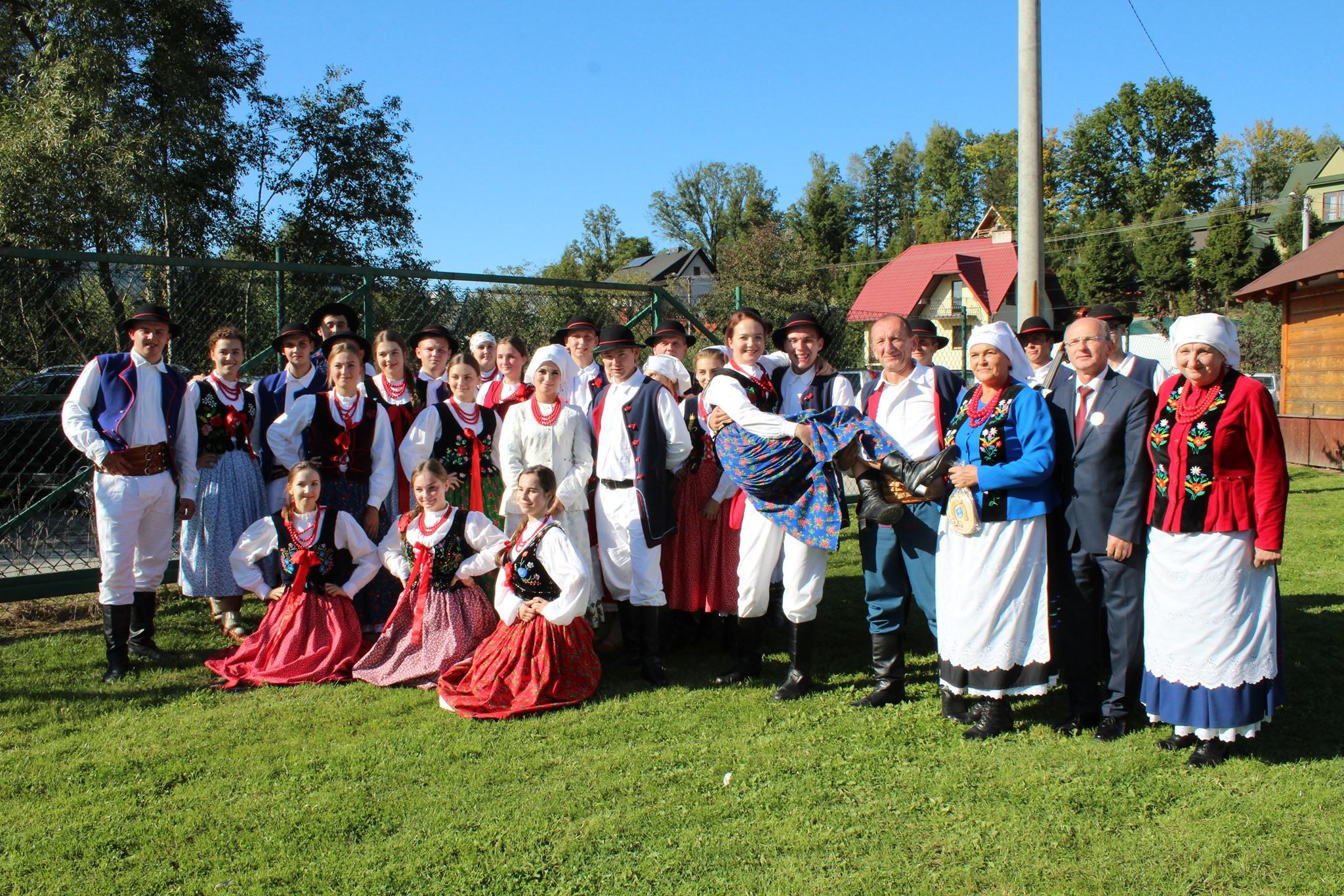 """I miejsce dla Zespołu """"Kijom Worci""""  na Festiwalu Beskidzka Podkówecka - zdjęcie główne"""