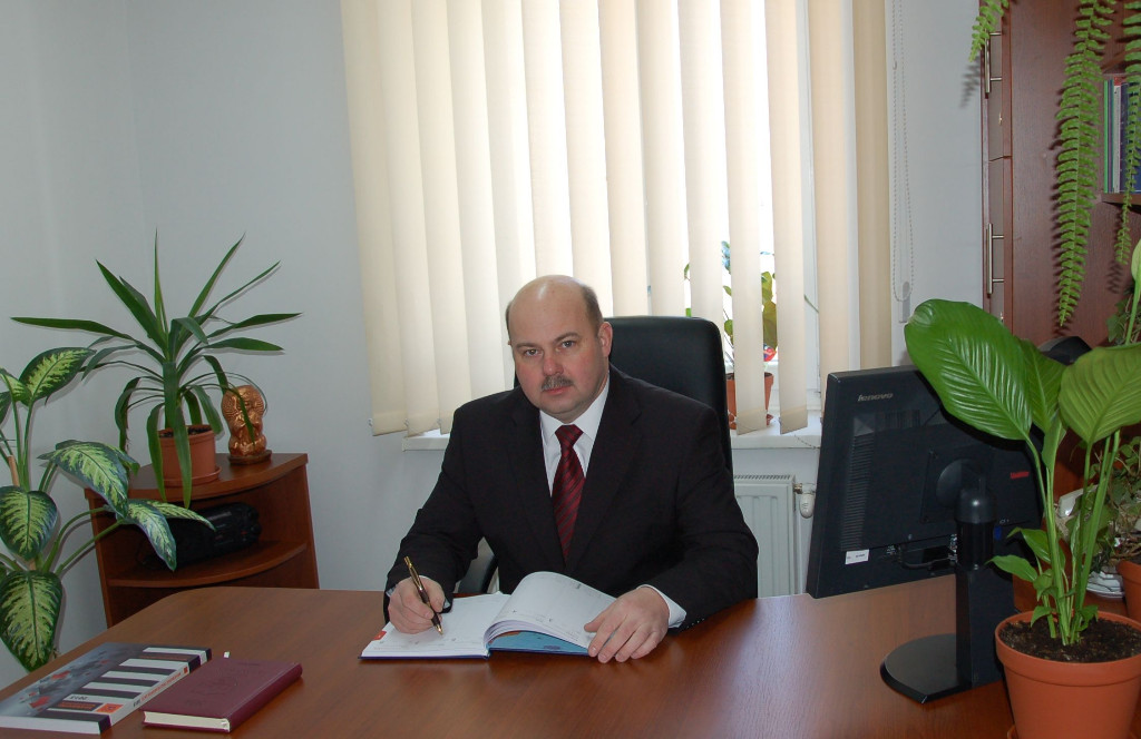 Sekretarz Gminy Limanowa Marek Ziaja