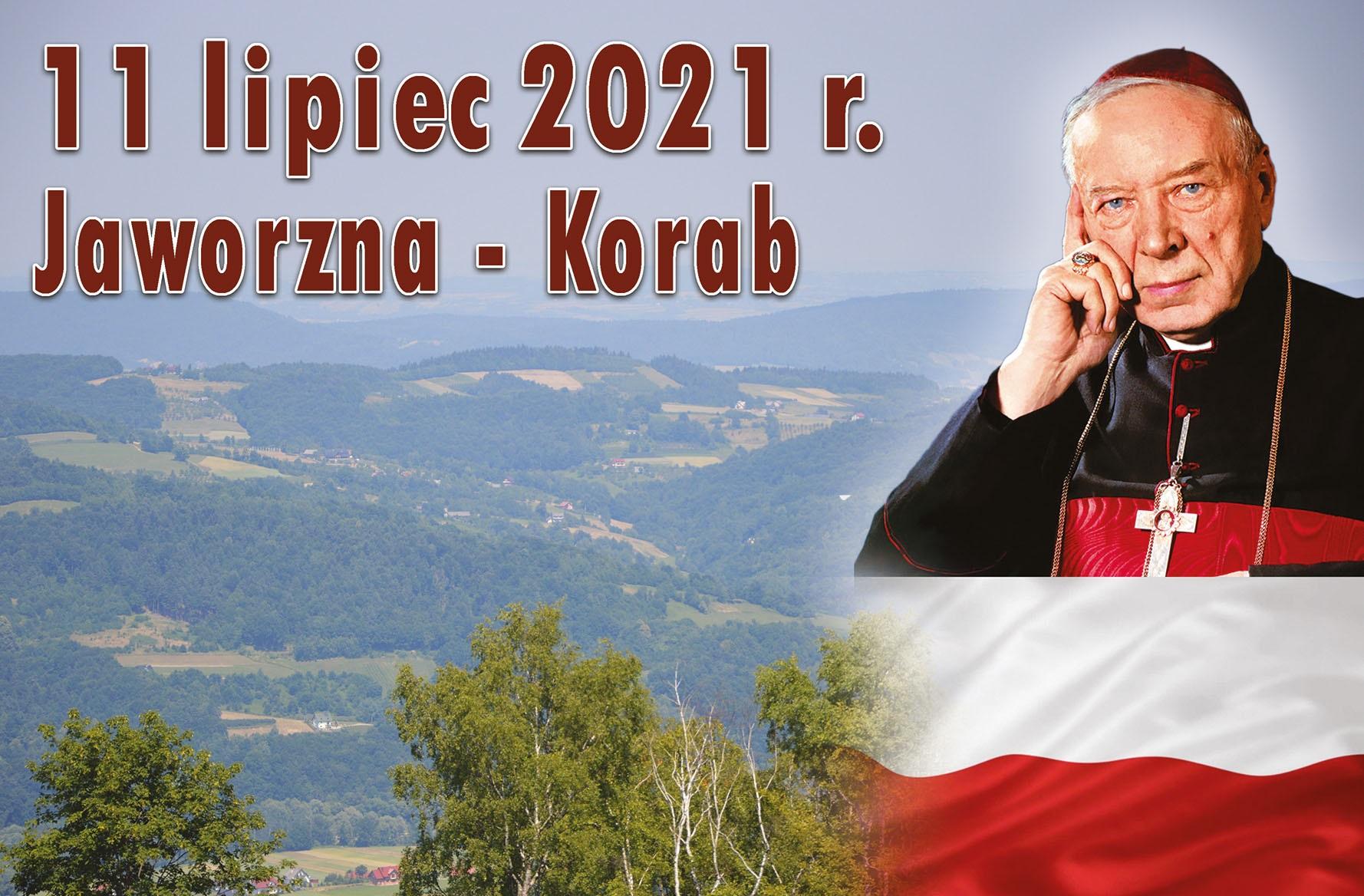 Uroczystości religijno-patriotyczne na górze Korab - zdjęcie główne