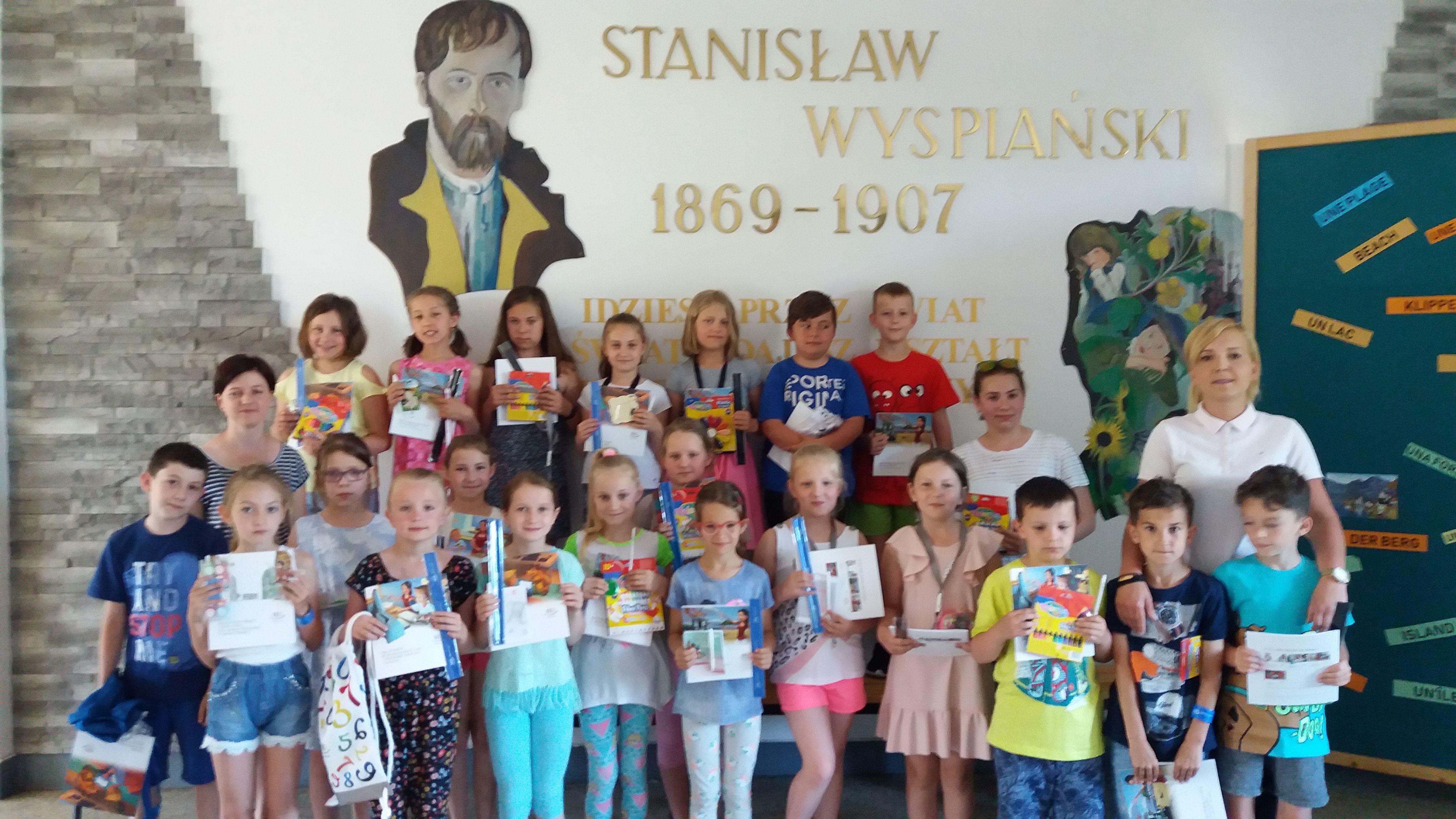Działalność Szkolnej Kasy Oszczędności PKO Banku Polskiego w Szkole Podstawowej w Mordarce - zdjęcie główne