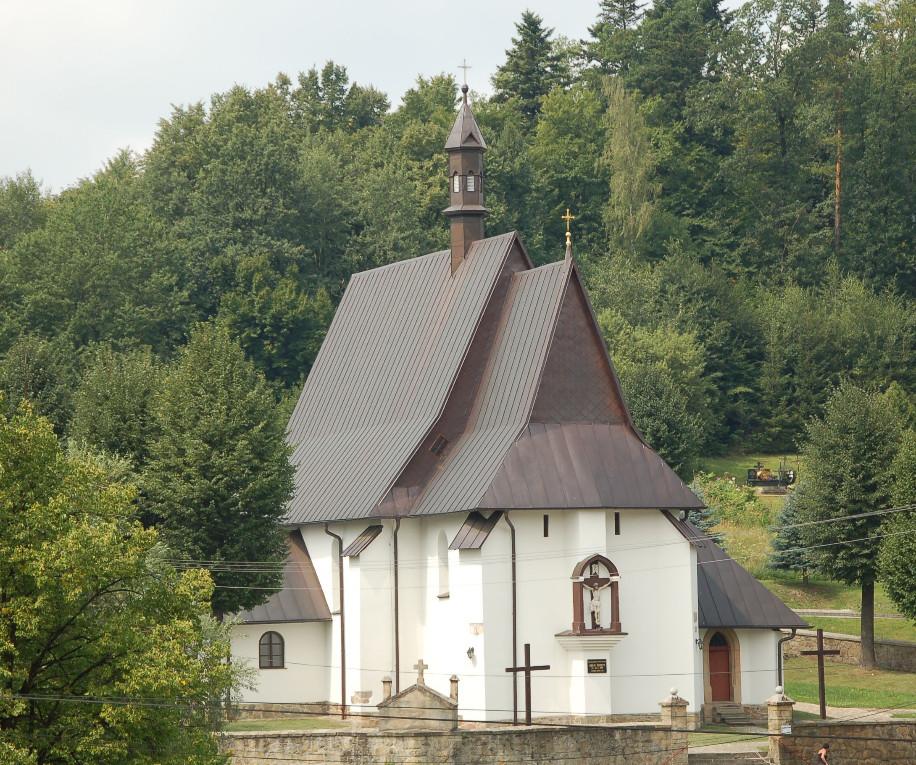 Kościół w Nowym Rybiu