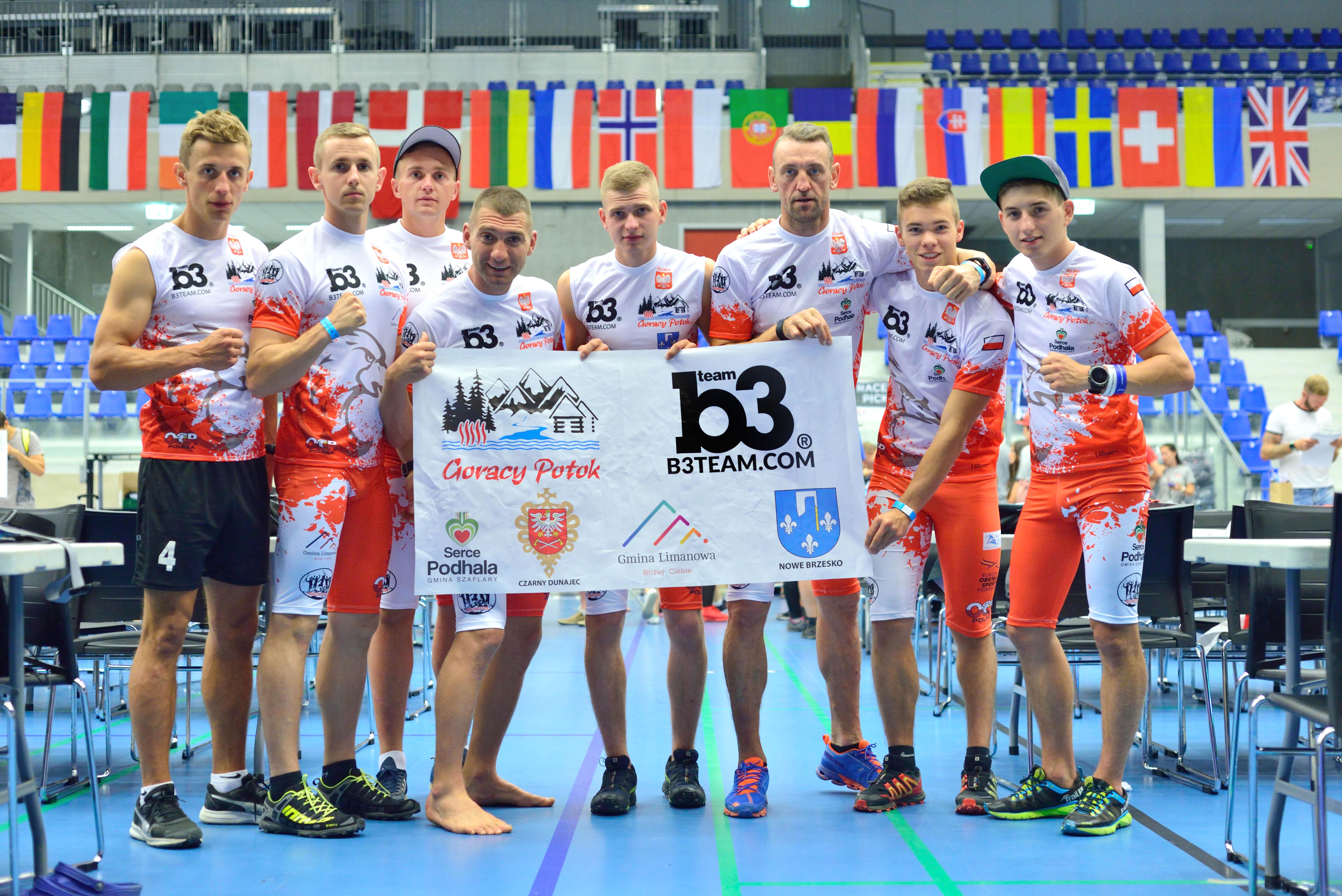 Radosław Raczek na Mistrzostwach Europy OCR w Danii - zdjęcie główne
