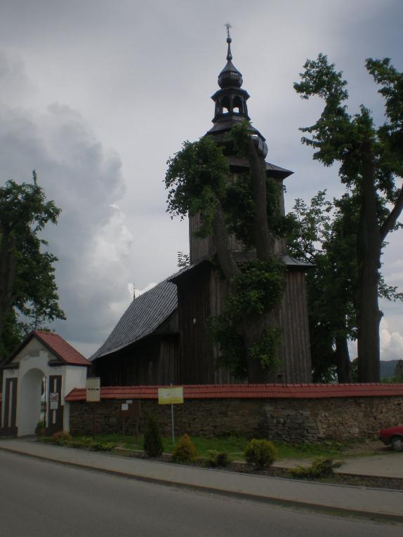 Kościół pw. Św. Antoniego Opata w Męcinie