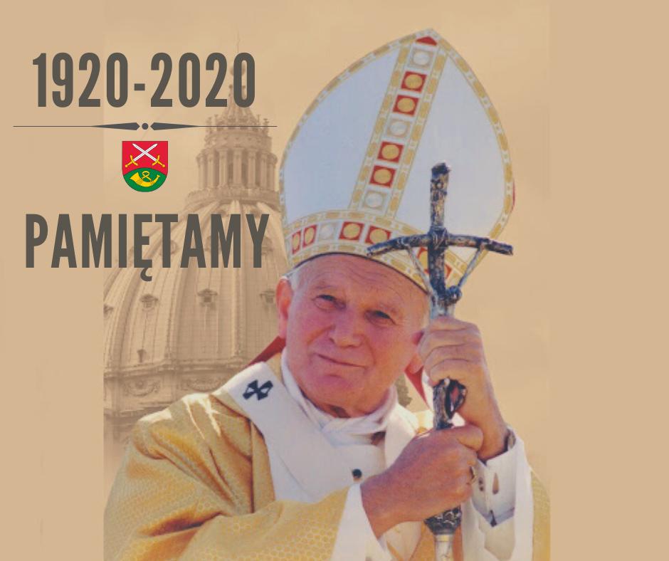 100. rocznica urodzin Jana Pawła II - zdjęcie główne