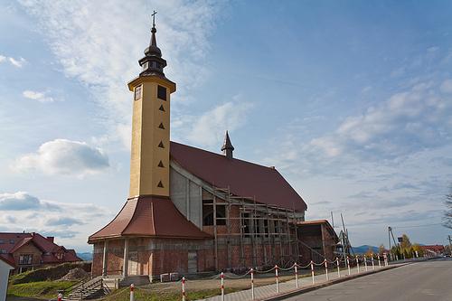 Kościół w Mordarce