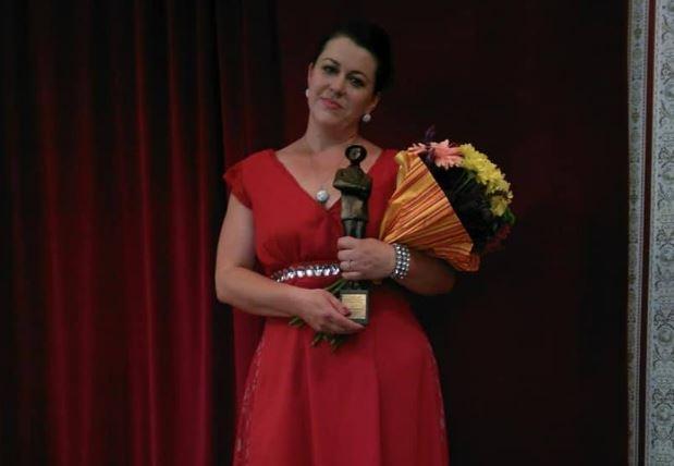 Jadwiga Postrożna śpiewaczką operową 2017 roku! - zdjęcie główne