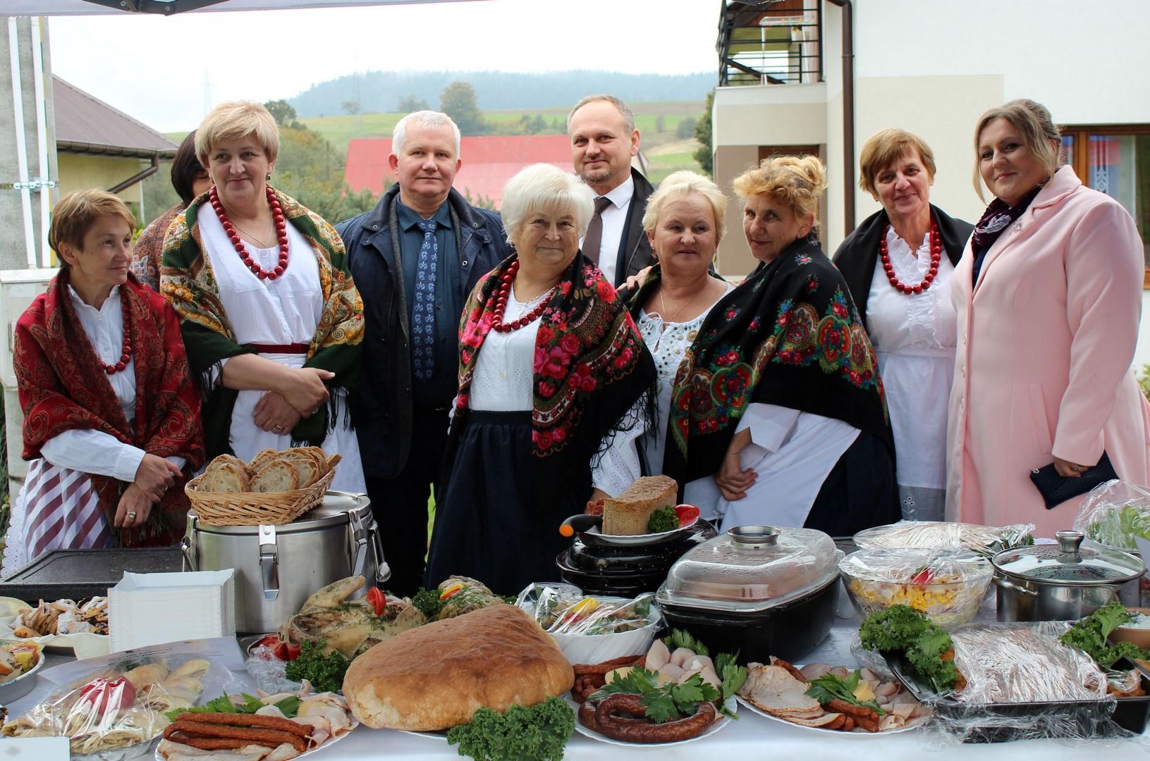 W Siekierczynie odbył się Piknik Rodzinny z Świętem Kapusty - zdjęcie główne