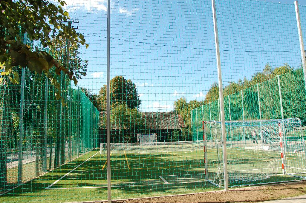 Boisko sportowe w Młynnem