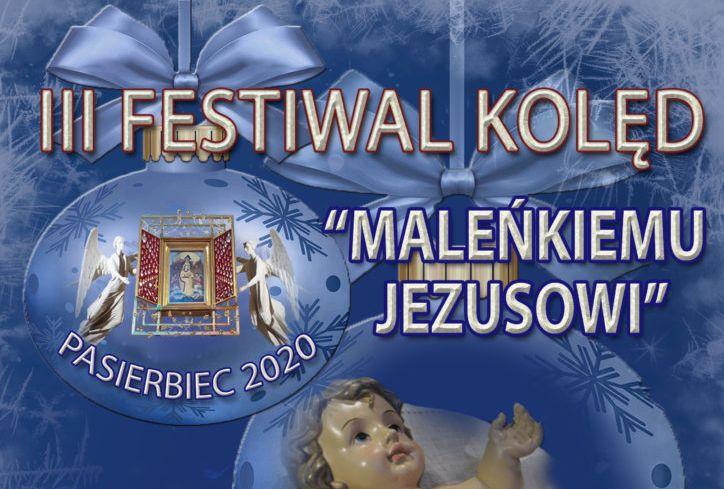 """III Festiwal Kolęd """"Maleńkiemu Jezusowi"""" w Pasierbcu - zdjęcie główne"""