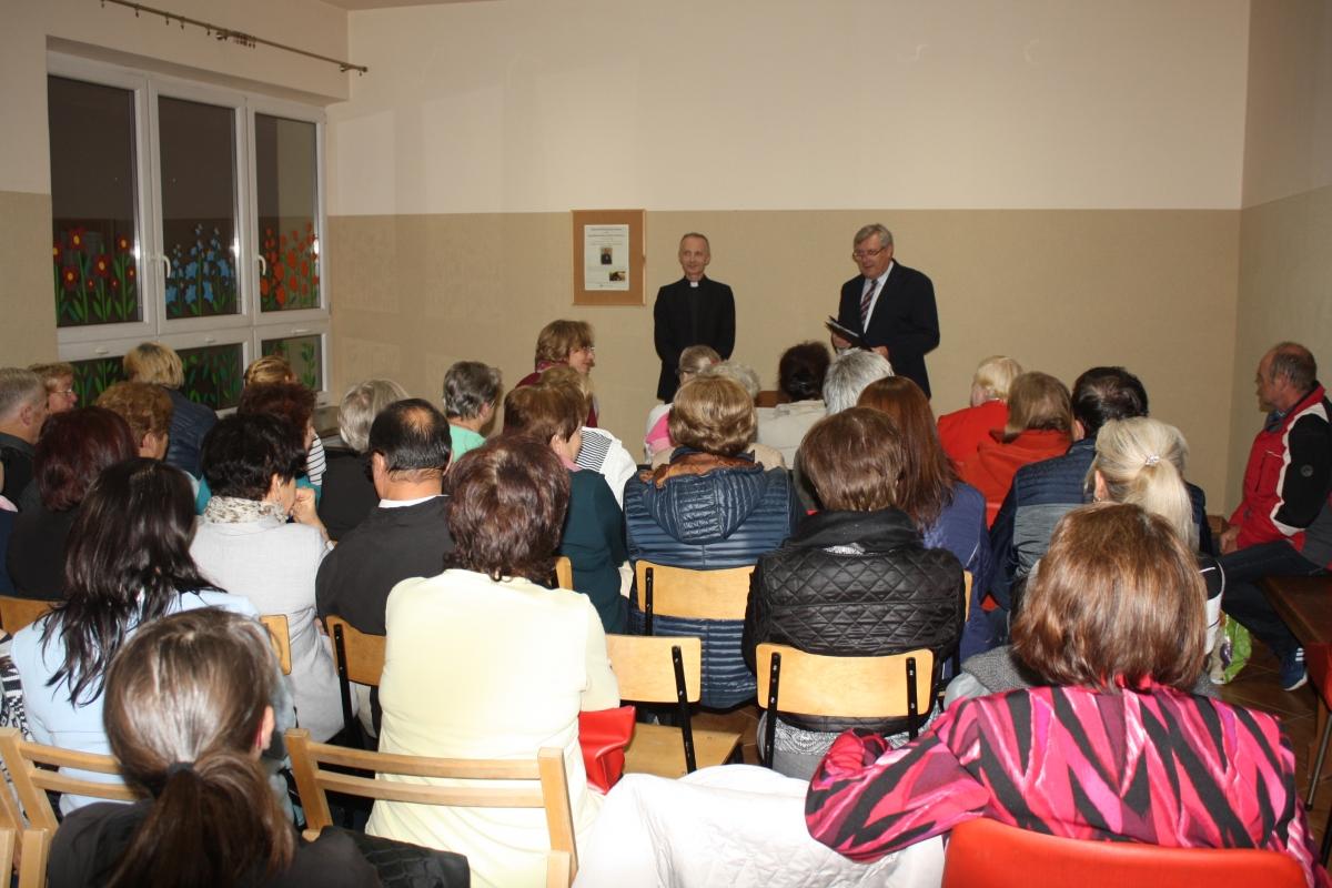 O depresji sezonowej mówił ks. dr Jerzy Smoleń - zdjęcie główne