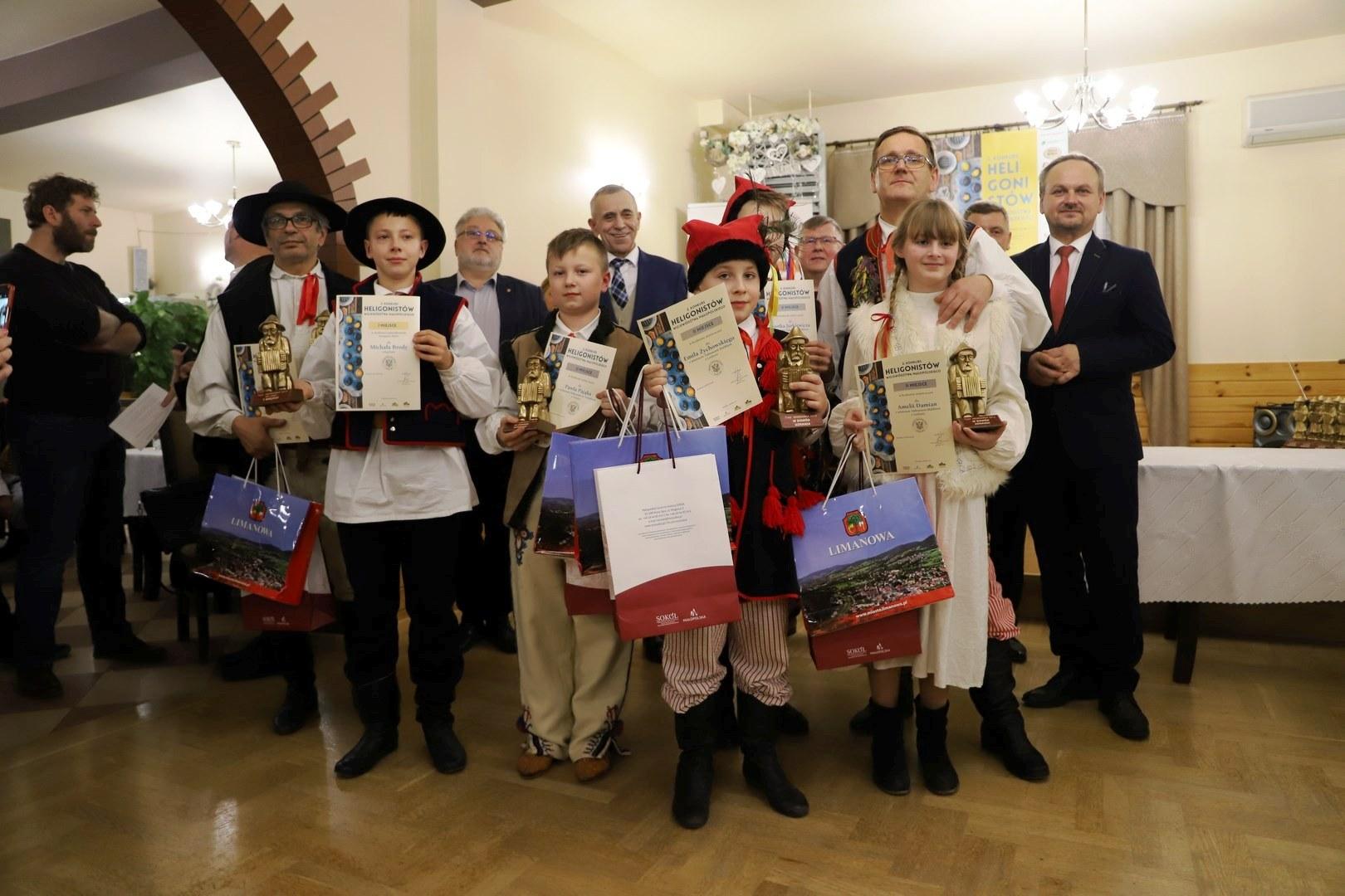 2. Konkurs Heligonistów Województwa Małopolskiego - zdjęcie główne