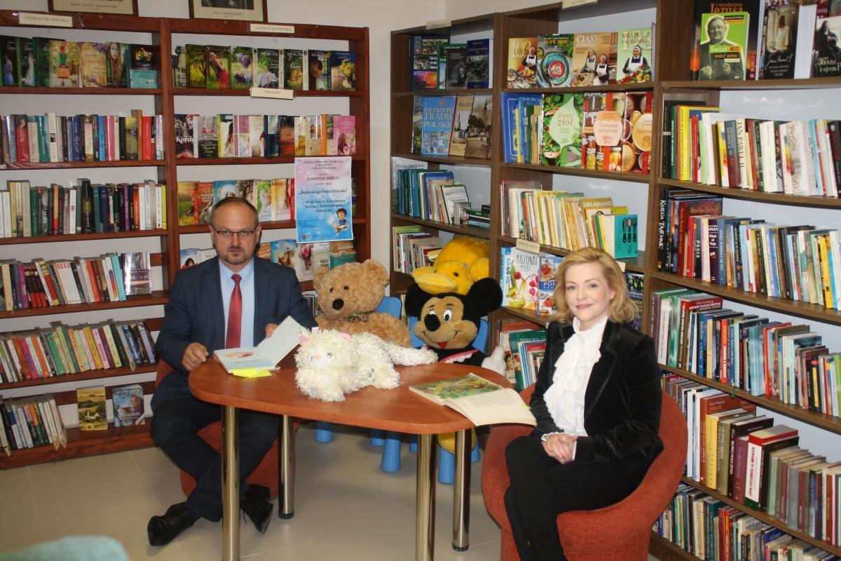 """,,Bajkowy Dzień Dziecka"""" w Bibliotece - zdjęcie główne"""