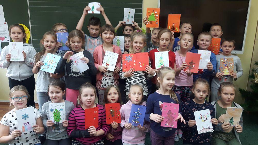 """SP Nr 1 w Starej Wsi  """"RAZEM NA ŚWIĘTA"""" z  Kubusiem Dąbrowskim - zdjęcie główne"""