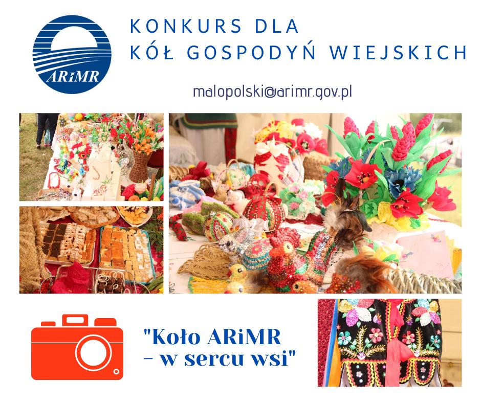 """""""Koło ARiMR – w sercu wsi"""" - konkurs dla KGW - zdjęcie główne"""