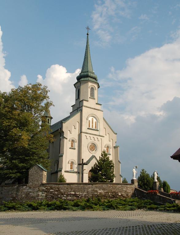 Kościół w PARAFI PW. ŚW. MARII MAGDALENY W KANINIE