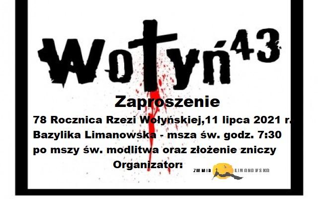 78. rocznica Rzezi Wołyńskiej - zdjęcie główne