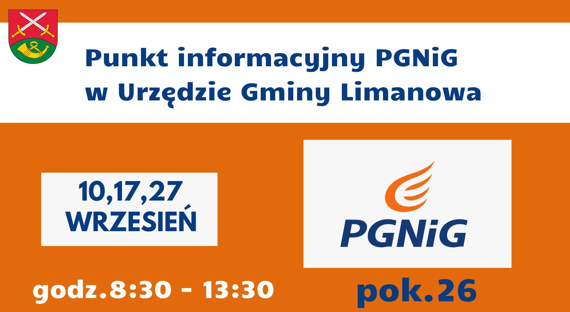 Dyżury doradcy PGNiG we wrześniu - zdjęcie główne