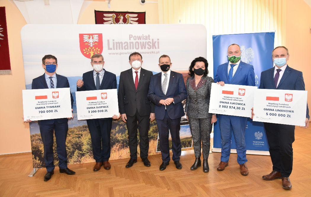 Promesa na kwotę 5 mln złotych na kanalizację w Sowlinach odebrana - zdjęcie główne