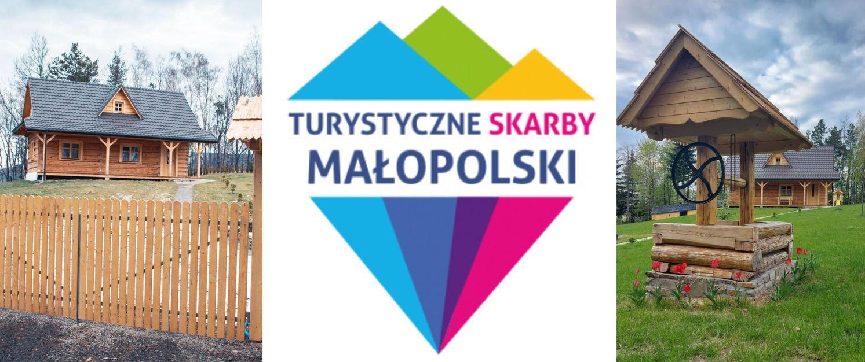 Domek u Heli w Bałażówce WYRÓŻNIONY w Plebiscycie Turystyczne Skarby Małopolski 2020 - zdjęcie główne