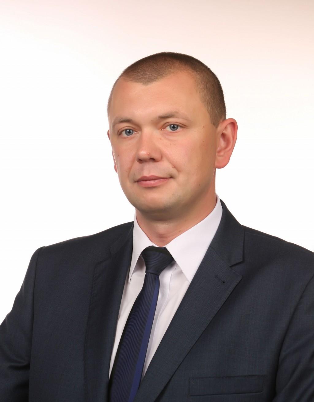 Skarbnik Gminy Limanowa Marcin Matras
