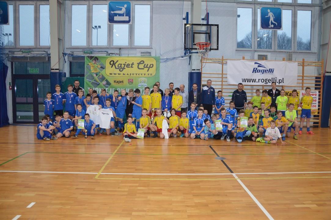 Rozgrywki Skrzatów i Młodzików zakończyły II Winter Kajet Cup - zdjęcie główne
