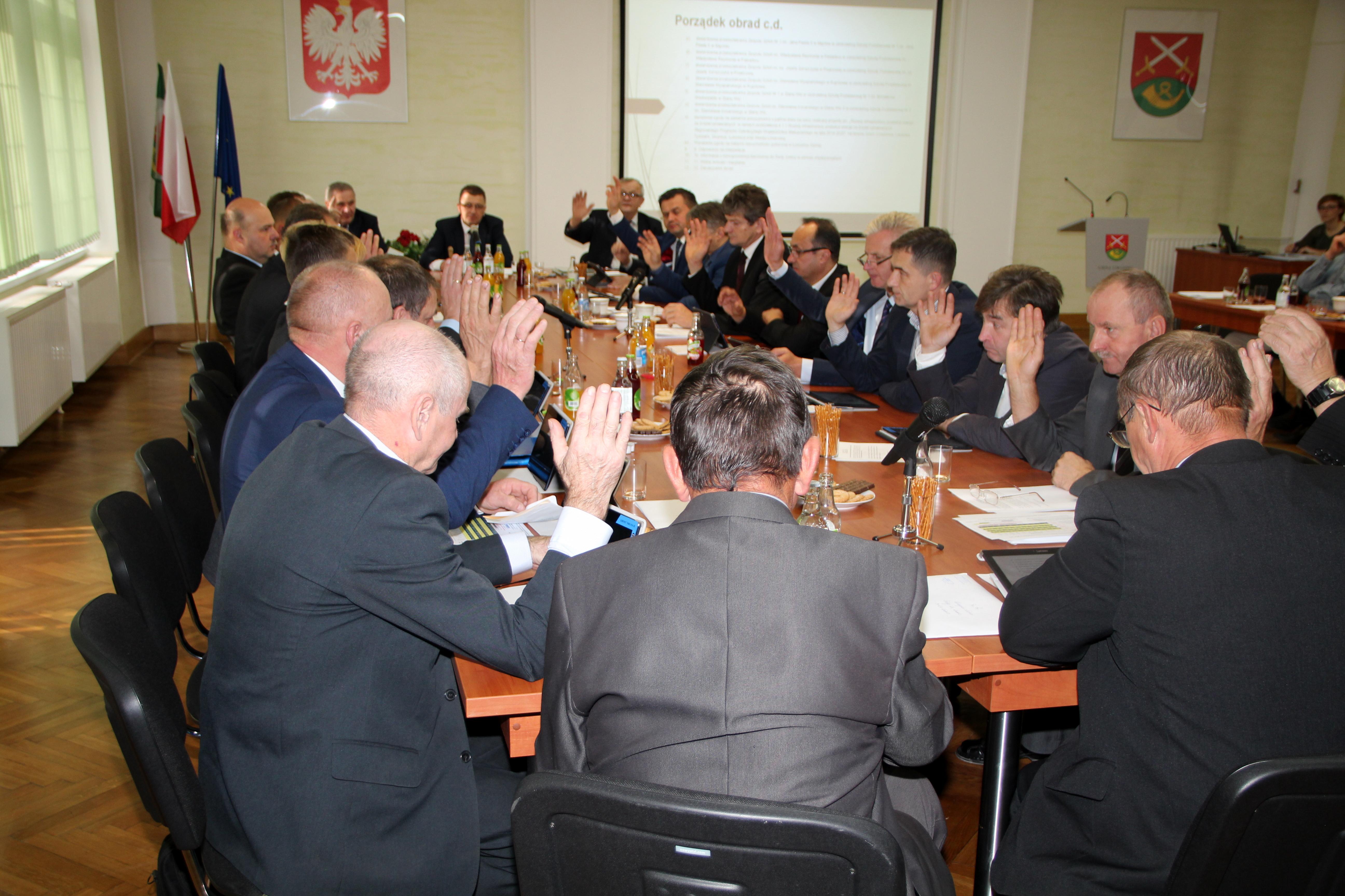 Zaproszenie na XXX sesję Rady Gminy Limanowa - zdjęcie główne