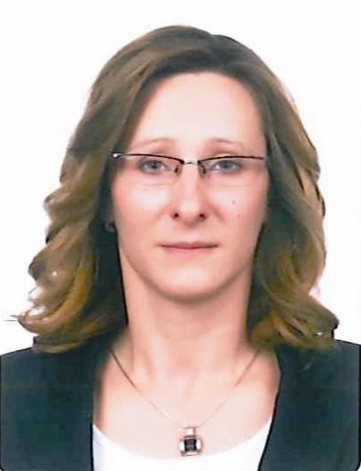 Sołtys wsi Kanina Barbara Hebda