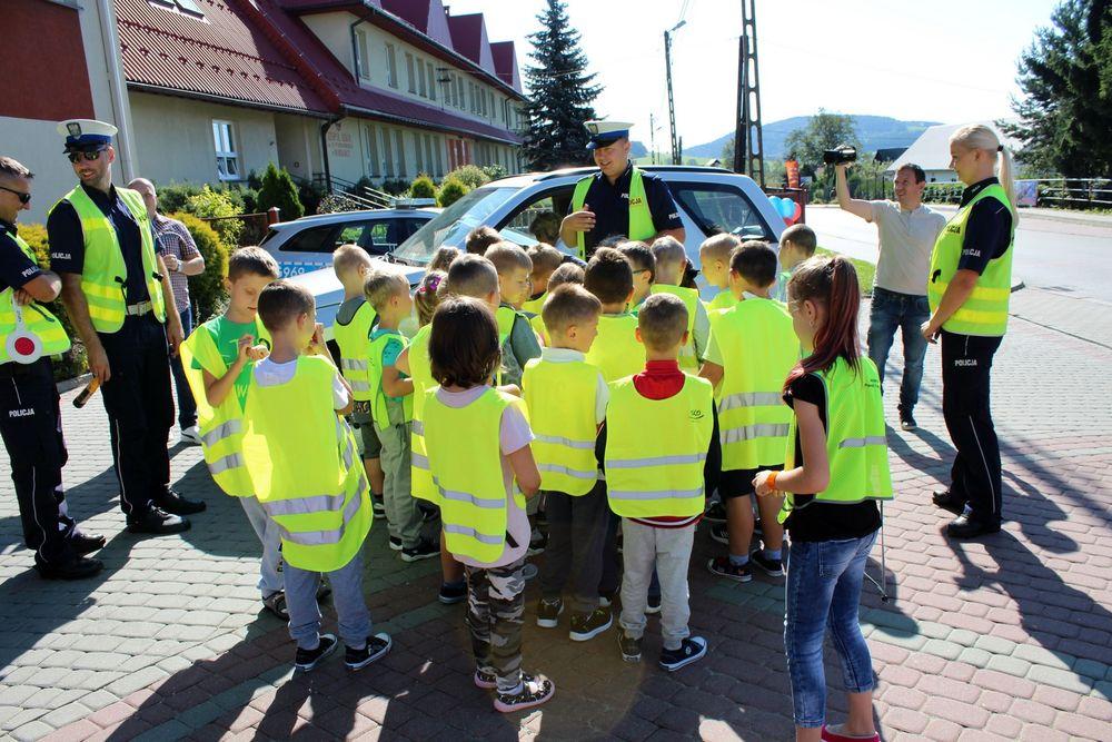 Bezpieczna droga do szkoły w Szkole Podstawowej w Mordarce - zdjęcie główne