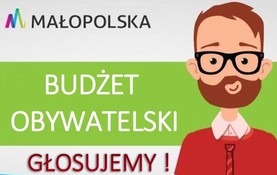Zagłosuj na zadania zgłoszone w  II edycji Budżetu Obywatelskiego! - zdjęcie główne