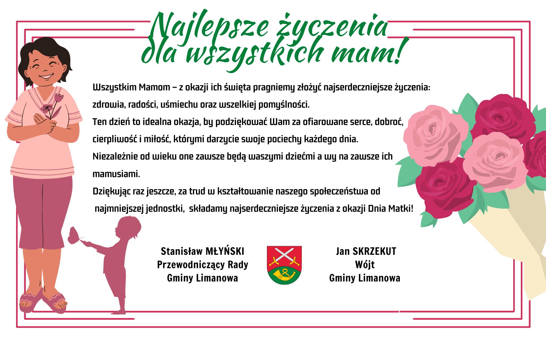 Najlepsze życzenia dla wszyskich mam! - zdjęcie główne