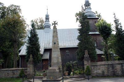 Kościół w Pisarzowej