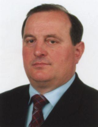 Sołtys wsi Makowica Tadeusz Kuchta