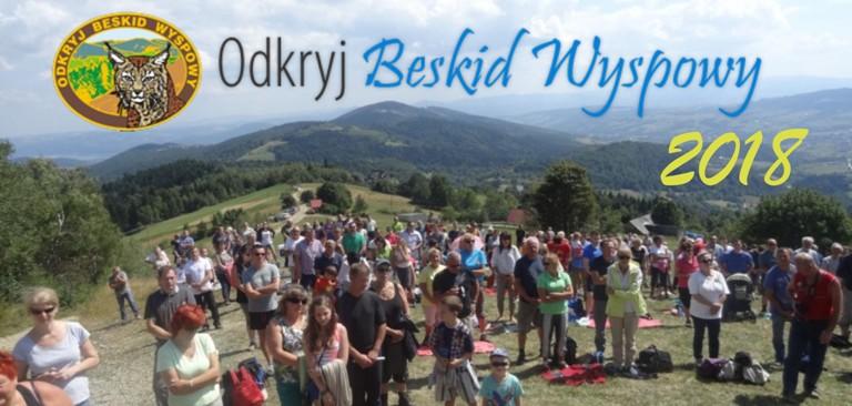 """""""VII TOUR Mszana Dolna""""  zainauguruje akcję ODKRYJ BESKID WYSPOWY 2018 - zdjęcie główne"""
