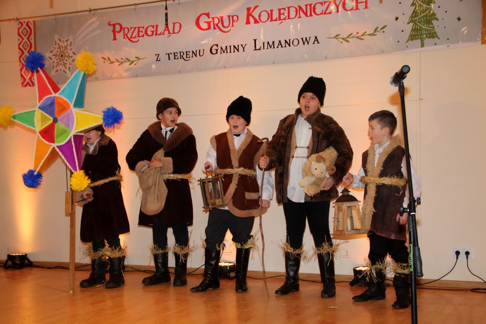 XXII Gminny Przegląd Grup Kolędniczych za nami! - zdjęcie główne