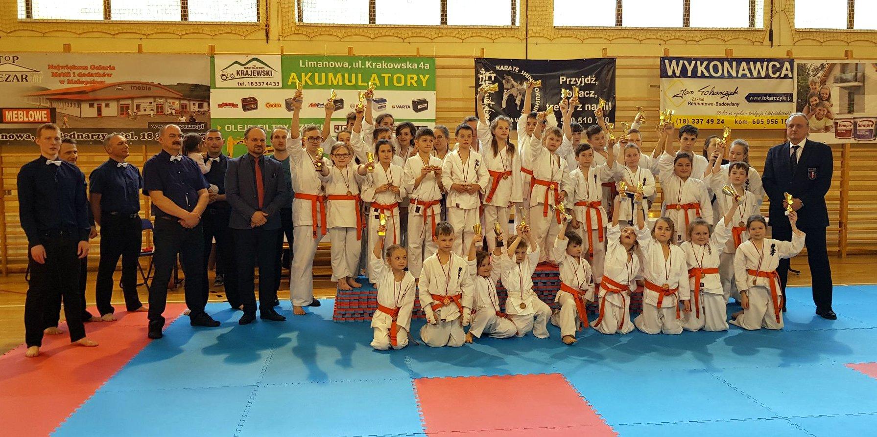 I Turniej Karate Shinkyokushin  w Starej Wsi - zdjęcie główne